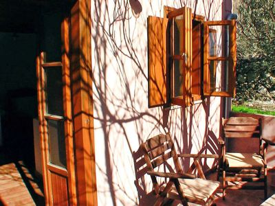 Photo for 2 bedroom Villa, sleeps 4 in Lístaros with Air Con and WiFi