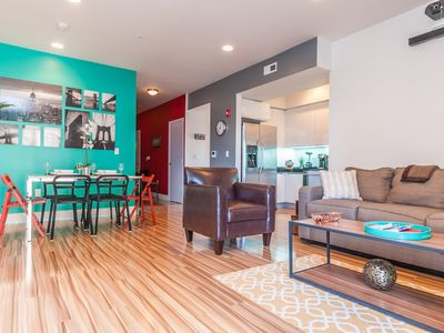 Photo for LUXURY 3BR PENTHOUSE  - 10 MINUTES to TIMES SQUARE