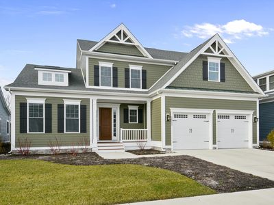 Photo for FREE DAILY ACTIVITIES!  Exceptional and spacious absolutely awesome 5-bedroom plus den, 4 bath vacation home in the newest section of West Fenwick's Bayside Resort!