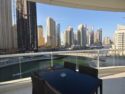 Photo for Marina facing 2br with great views