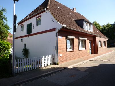 Photo for Cozy cottage, centrally located on the market square, ideal for families, also with dog