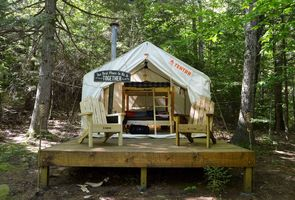 Photo for 1BR Campground Vacation Rental in Weare, New Hampshire