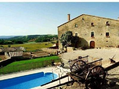 Photo for Self catering La Torra de Llobera for 12 people