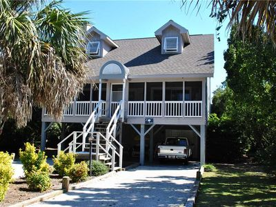 Photo for Wares The Beach: 4 BR / 4.5 BA house in Pawleys Island, Sleeps 10