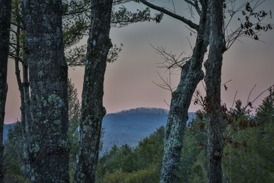 Enjoy the views and peacefulness of the North Georgia mountains.