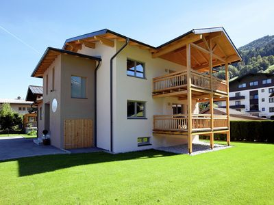 Photo for magnificent apartment directly at the center of Kaprun with beautiful views.