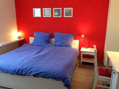 Photo for Newly renovated and stylish 2-Zi.-apartment With parking space in the yard