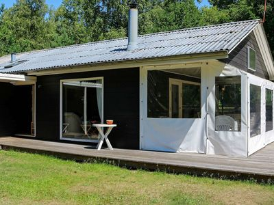 Photo for Rustic Holiday Home in Jutland with Terrace