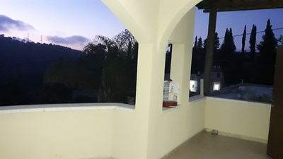 Photo for magnificent villa on the carmel mount.in the enterance of Isifiya near bet oren.