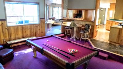 Photo for Hot Tub, Pool Table, Great Views, Large Decks, near Heavenly, Beach, and Casinos
