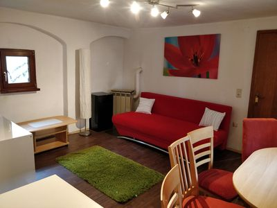 Photo for Living in the center of the Alpine capital for 2-6 persons