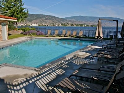 Photo for Southern Okanagan Gem - Lakefront Luxury 3 Bdrm Townhome