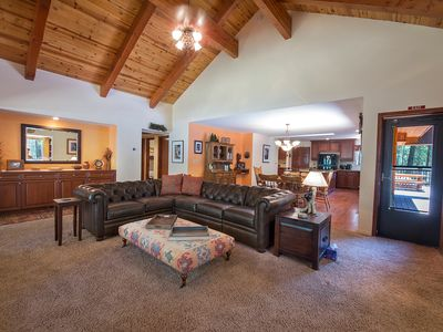 Photo for Your opportunity to rent a beautiful cabin in Yosemite National Park in the quaint town of Wawona...