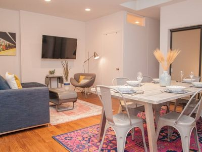 Photo for East Village Comfort 5 Bedrooms