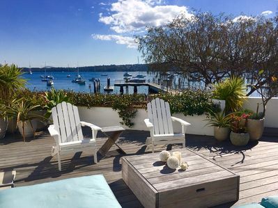 Paradise! Relax and have a drink, soak up some sun or host a special occasion.