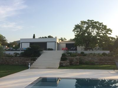 Photo for Villa panoramic views of St Tropez