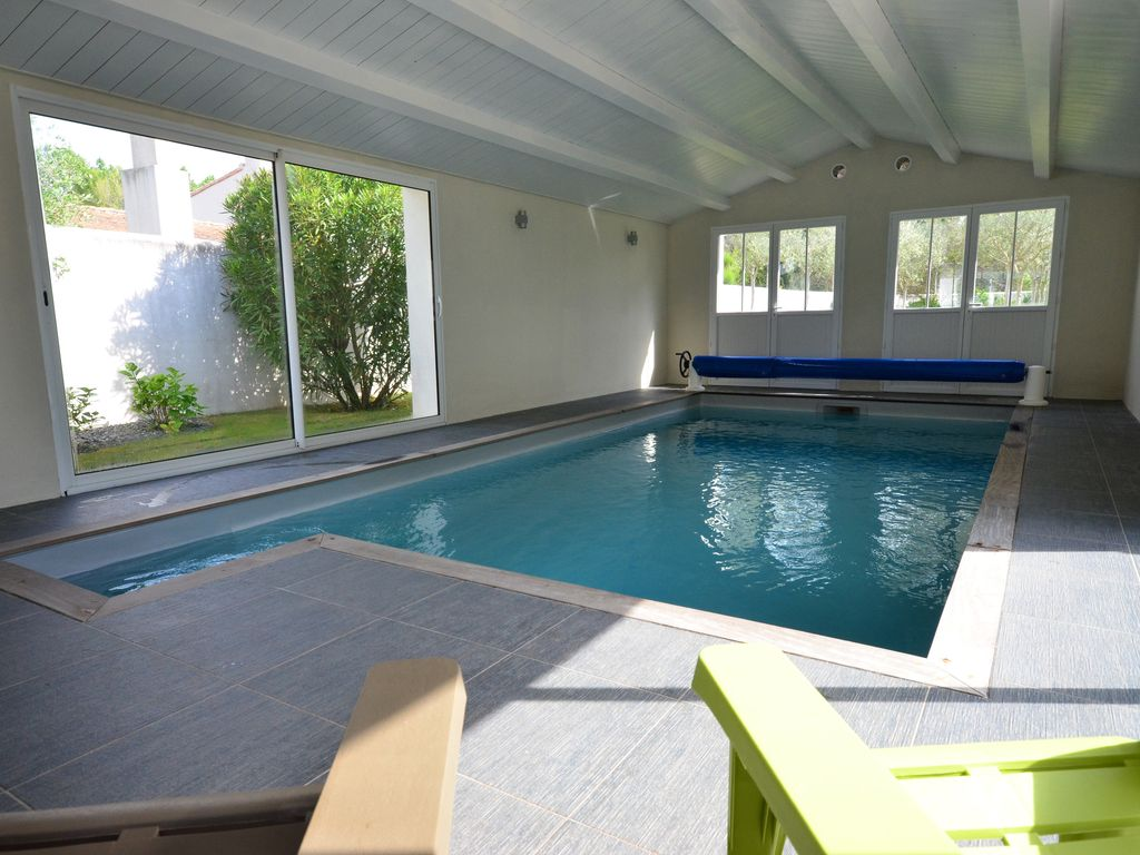 location vacances maison rivedoux plage piscine intrieure