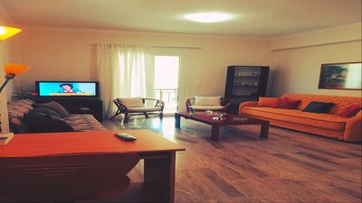 Photo for Wonderful appartment next to the sea, wi-fi inc.! plus 2 sofa-beds