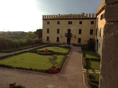 Photo for Holiday apartment Colà for 5 persons with 2 bedrooms - Historical building