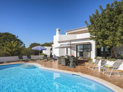 Photo for Country Carvoeiro villa in a truly picturesque area close to beaches A/C & Wi Fi