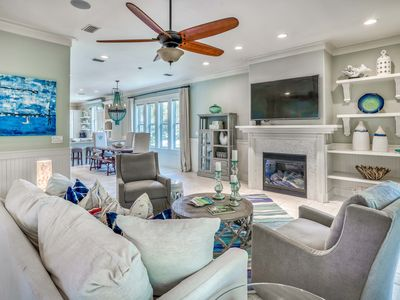 Photo for NEW LISTING: Community Pool, Southside 30A, Bikes, Close to Gulf