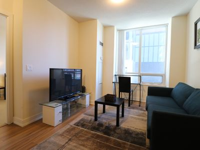 Photo for Furnished 1 Bedroom unit near UofT and Ryerson