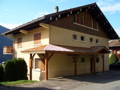 Photo for APARTMENT VERY WELL LOCATED AND EXPOSE THE GRAND BORNAND