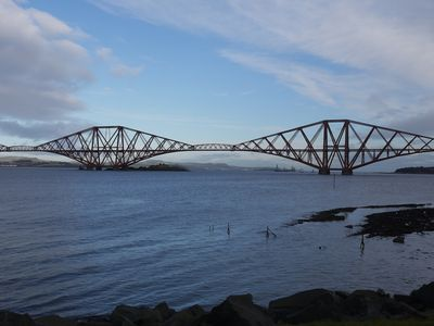 Photo for Fabulous, luxury apartment on the banks of the Forth