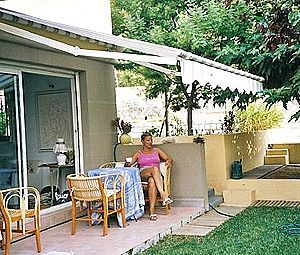 Photo for Apartment with private garden In Nice, Alpes Maritimes, 10 Min From The Beach
