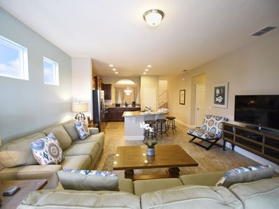Photo for SPLENDID 5BDR Solterra Resort HM w/Pool, Game Room & Resort Ammenities, Near Disney