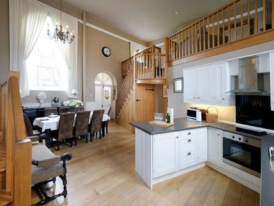 Photo for Beautifully converted chapel well located to explore Bath, Bristol + South West