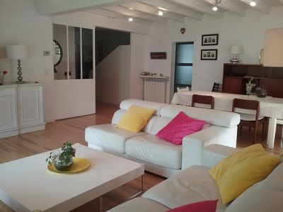 Photo for Great friendly house with garden in quiet residential area