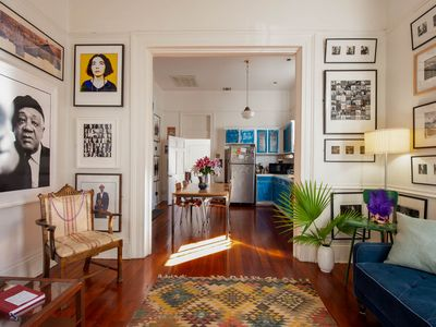 Photo for Creative Dream, Radiant Lofty Gallery 1 Bedroom 2 Guest Apt