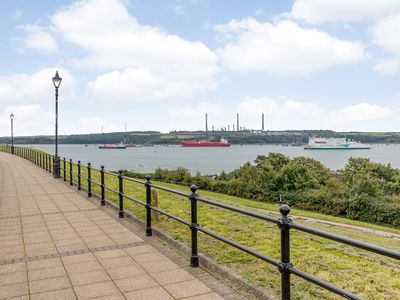 Photo for Execulet luxury seafront apartments in historic Milford Haven