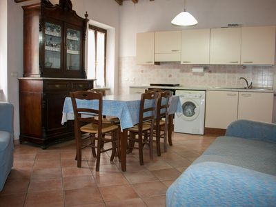Photo for Apartment for 6 people Rio nell'Elba