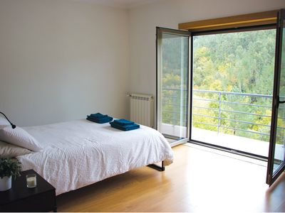 Photo for Modern 2 bedroom village apartment with WiFi and beautiful mountain views!