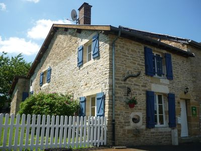 Photo for Gîte 'The Salamander (4 persons), Montigny sur Vence, Ardennes