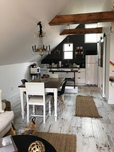 Photo for THE BARN ON PASCAL... A lovely circa 1900 refurbished barn.