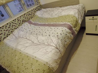 Photo for Two cozy single beds near MTR -6