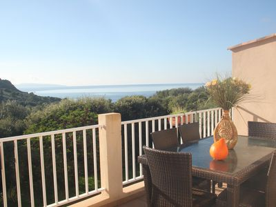 Photo for Helios3 4 / 6pers sea view 2 bedrooms - Helios Residence ***