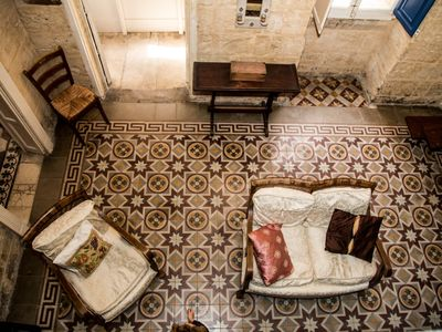 Photo for Valletta Period Townhouse