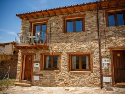 Photo for Self catering El Bulín de Paredes for 4 people
