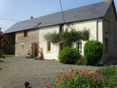 Photo for Farmhouse In The Quiet Calvados Countryside, Come See The Stars And Hear No Cars