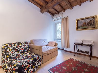 Photo for Apartment in Rome with Internet, Air conditioning, Washing machine (9547)