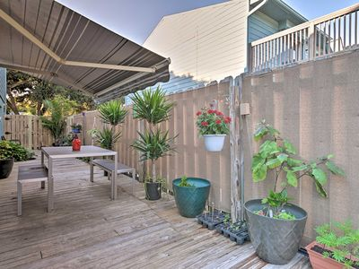 Photo for Charming Home w/ Short Walk to Beach & Flagler Ave