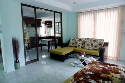 Big Cosy Apartment (100 Sqm) Lamai Beach