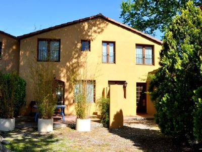 Photo for Superbly converted farm buildings, large pool, internet Mas Noell  Apartment