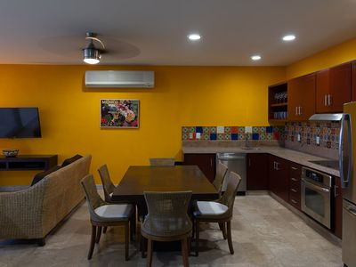 Photo for Cozy Mexican Style Condominum, premium Location! Super clean and desinfected
