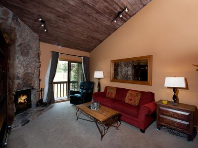 Photo for Affordable Condo - Heated Pool - Free Ski Shuttle - 4th Night Free