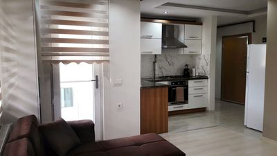 Photo for Comfortable NEW flat with pool, 10 min. to sea :)